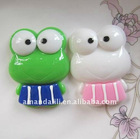 flat back resin frog big size(56*43mm)