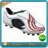 2012 fashion design indoor soccer shoe
