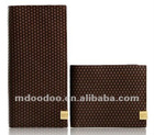 2012 cow leather wallets for men with fashional design