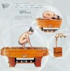luxury spa steam bed for spa body steam 09D07