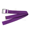 Purple Webbing Canvas Belt