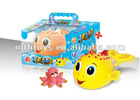 welcome by kids rubber fish toy