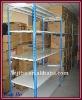 hot!!! slotted angle shelves/light duty storage racks/racks