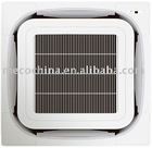 8-way casstte type fan coil unit