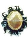 100% human hair toupee for men /natrual hairline mens toupee/toupee for men