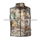 Far infrared Carbon Fiber heated hunting vests