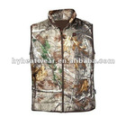 Far infrared Carbon Fiber heated hunting vests