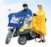 2012 PEVA Poncho Raincoat