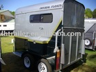2 horse float trailer