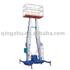 Double Mast Aluminum Elevated Platform