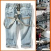 New Cotton Baby girl children jeans