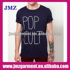 100% cotton fashion t-shirt