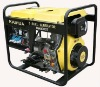 Small power gasoline generator set