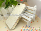 iPhone 4S leather protective case