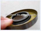 TC type oil seal for railway wheel