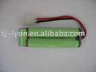 NiMh RC batteries 8.4V 1100mAh for soft gun