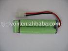 NiMh RC batteries 8.4V 1100mAh for soft gun