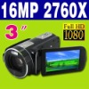 Full HD 1080P 16MP Digital Video Camcorder Camera