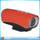 Fine cctv sport camera with 30m underwater depth,Supporting intellignet motion detect and 32 TF Card mini camera