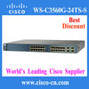 Network switch cisco WS-C3560G-24TS-S