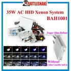 Popular Super slim HID xenon lighting kits