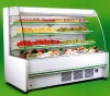 fruit display refrigerator