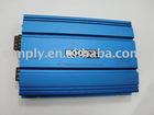 blue car amplifier