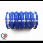 Turboloader silicon hump tubing