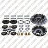 differential gear, spider, parts