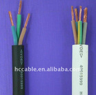 HEAT RESIST SOFT RUBBER JACKET CABLE H07RN-F