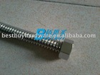 Stainless steel / galvanized corrugated pipe