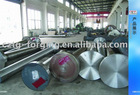 Carbon Steel or Alloy Steel Wind Power Generator Forging Shaft