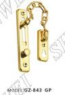 GZ-843 GP furniture hardware, chain door lock, door accessories