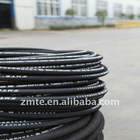 Hydraulic tube hose 4SP steel wire spiral rubber hose