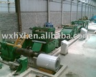 Slitting,recoiling,leveling,cross-cutting series line