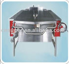 kitchen cooking equipment gas leanpan CSGCG100