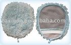 Microfiber duster pad