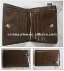 Wallet Stock H4207C Fashion Men's Leather Wallet