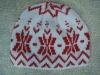 Fashion Ladies' jacquard pattern hat,winter hat