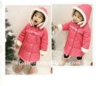 Girls coat winter outerwears