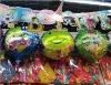 promotion metallic ball /metal ball for kids
