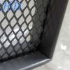billboard /toper sign holder in wire mesh