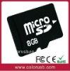 Full capacity high performance 8GB micro sd card
