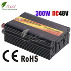 300W Solar power inverter,Pure sine wave inverter,DC48V to AC100~120V/220~240V,CE&ROHS Approved