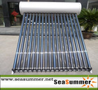 Non-pressurized glass vacuum tube solar water heater SD-G 200 Liters