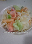 Multi colored prawn crackers 227g