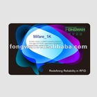 Mifare 1K smart card S50