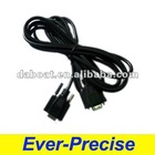 RS232 DB9 female to DB9 female serial cable
