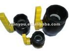 Shut off Valve/PE fittings/PE pipe fittings accessories /Shut off valve for water and gas supply