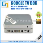 TV Android HD TV Box Android 2.3 Flash Player